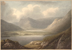 Lakes of Crummock and Buttermere